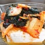 韓国風のりキムチ