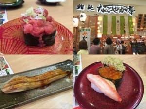 札幌回転寿司キャッチ