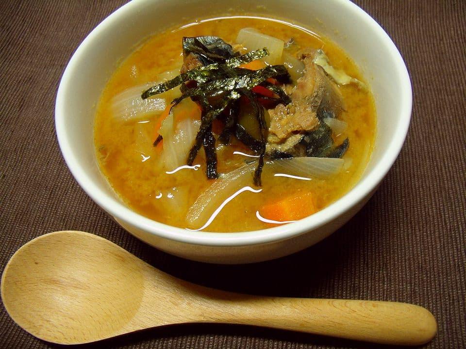 味噌アレンジ脂肪燃焼スープ