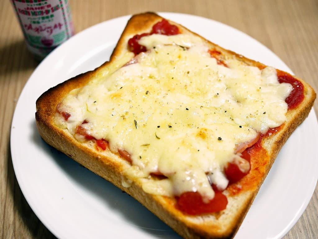 ピザトースト2